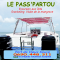 EXCURSION EN  BATEAU