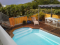 villa  piscine spacieuse